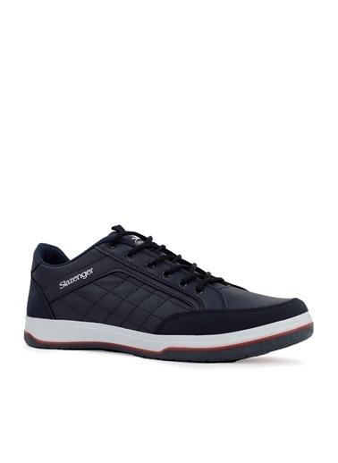 Slazenger Slazenger Akin I Sneaker Erkek Ayakkabı  Lacivert